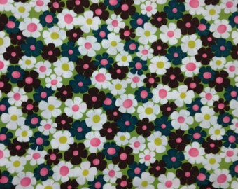 1 yard 100% cotton fabric by Michael Miller in Marcia pattern
