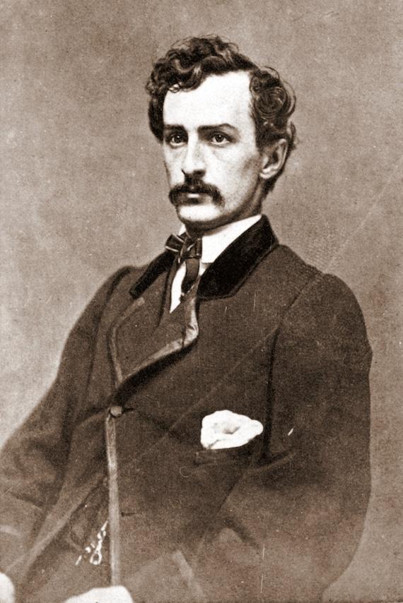 John Wilkes Booth Abraham Lincoln's Assassin 1860s