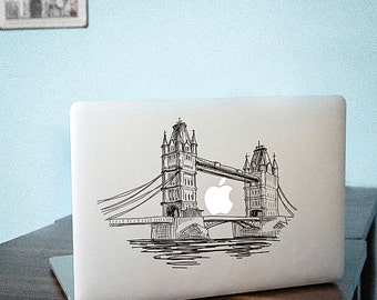 back cover decal mac pro decals stickers sticker Apple Mac laptop vinyl 13118-lundundaqiao