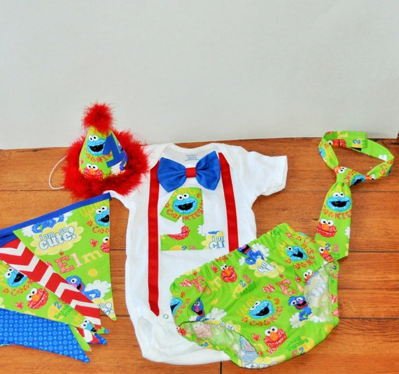 Baby Cake Smash Outfit