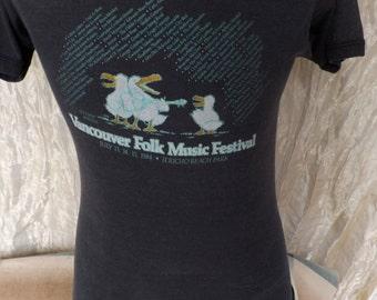 1984 Folk Tee Shirt