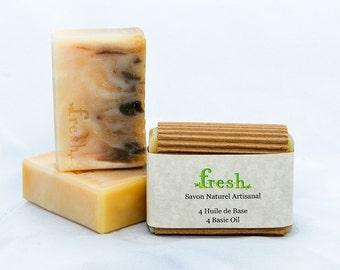 4 Basic Oils Soap