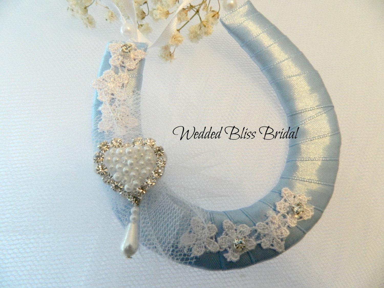 Something Blue Wedding Horseshoe. 18k Wedding Rings. Baguette Diamond Bands. Heart Bracelet. Stock Platinum. Tiny Star Necklace. Matching Wedding Rings. Gold Anklet. Signet Rings