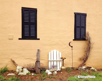 Bermuda Black Shutters Fine Art Photography