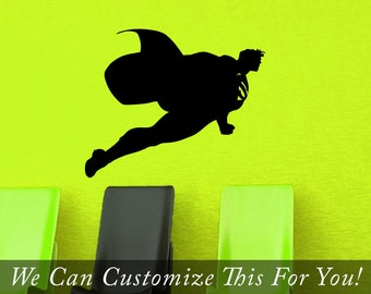 Popular items for superman flying on Etsy