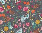 One Yard - 1 Yard of Budquette Nightfall - Emmy Grace by Bari J.  for Art Gallery