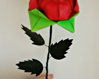 Small Single Rose