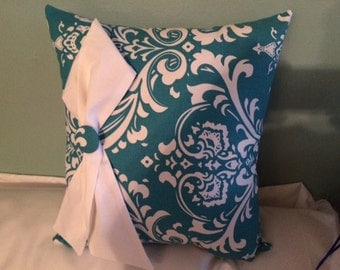 True Turquoise Pillow(Free Shipping)