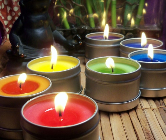 Image result for chakra candles