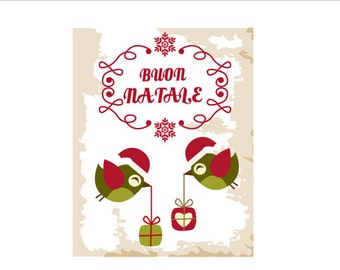 CHRISTMAS  PRINTABLE TAG