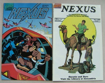 NEXUS Issue 7 and Issue 27