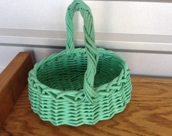 awesome green basket