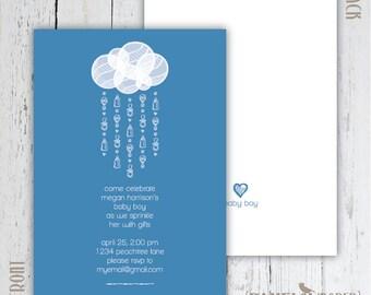 Baby Shower Sprinkle Invitation
