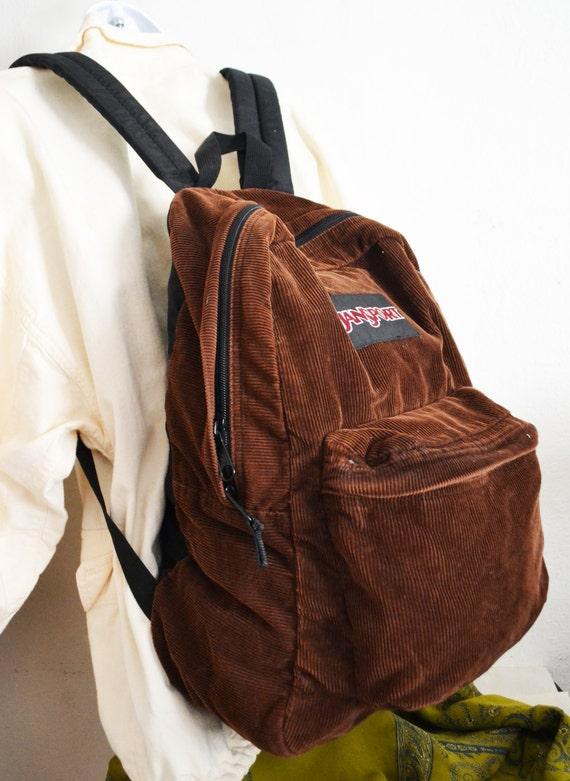 Jansport Corduroy Backpack | Os Backpacks