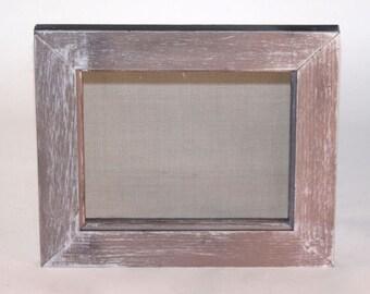 Shabby Chic Netted Frame