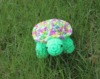 Trevor the Tiny Turtle