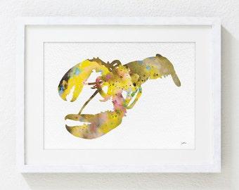 Lobster Decor Etsy