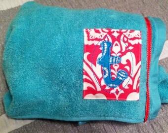 Velcro Towel Etsy