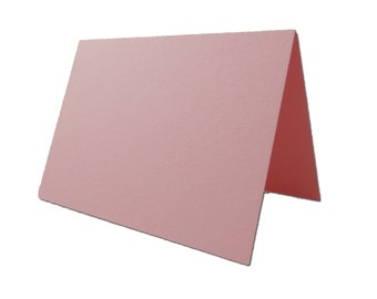 Blank Pink Place Cards 25 pack