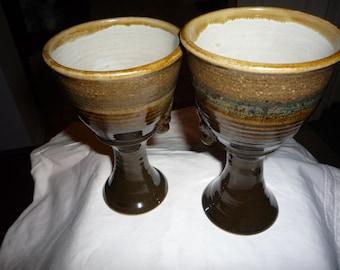 Pottery Mugs