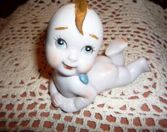 Porcelain Kewpie Figurine