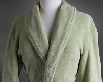 his hers bathrobes etsy. Black Bedroom Furniture Sets. Home Design Ideas