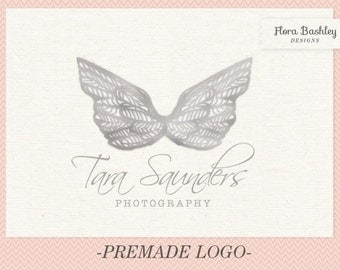 Custom Logo Design and Watermark - Premade  FB081
