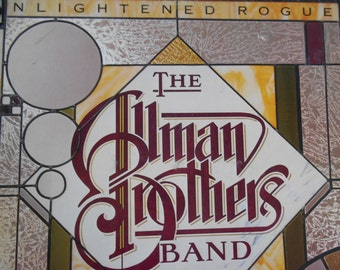 The Allman Brothers Band- Enlightened Rouges- vinyl record