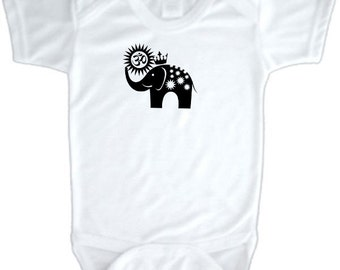 Ganesha, Namaste, Onesie, Baby, Baby Onesie, Baby bodysuit, #O3