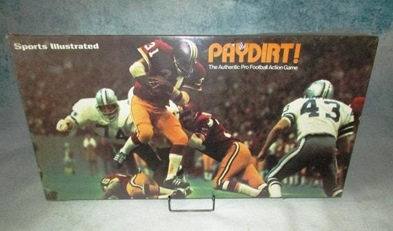 Paydirt Football Game