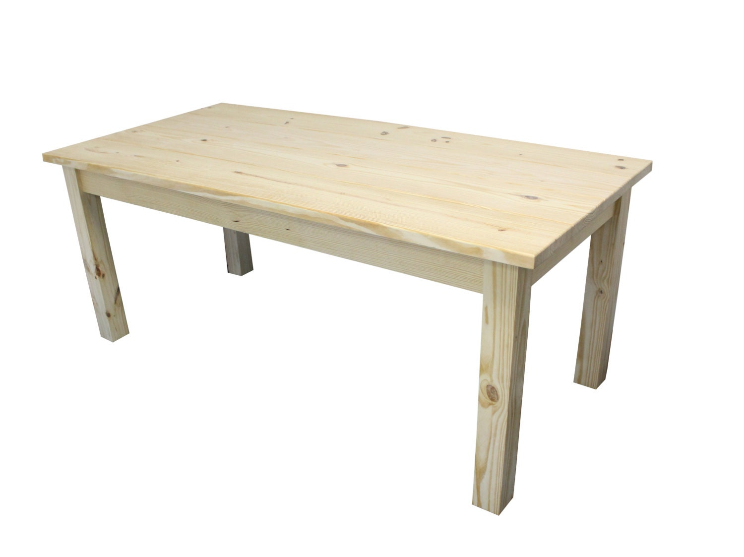 unfinished kitchen table unfinished farmhouse table dinning table kitchen table 3041