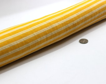 Door Draft Stopper Pure Cotton,Yellow Stripes Draft Snake,Draft Excluder,Window or Door draft stopper-Gift/Home Decor/Fall/Winter