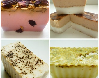 24 Handmade Soap Loaves, Wholesale Soap Loaves, Vegan Soap Loaves