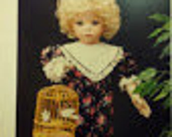 Doll Bubble Suit Pattern, BS-321 to BS-327