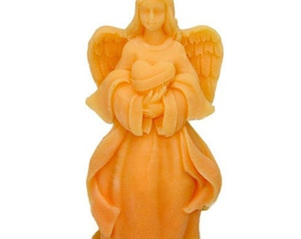 Candle Mold 3D Angel Flexible Mold Soap Mold Mould Silicone Mold DIY Handmade