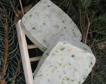 Misty Morning Woods-Tallow Soap