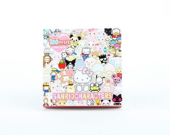 Sanrio Original 100 Character Memo & Origami Pad: Party Collection