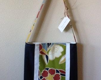 Popsicle Flowers 2 Shoulder Bag