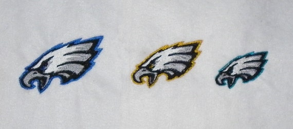 Eagle In The Hoop Machine Embroidery Design