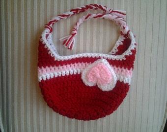 Valentine Hat / Heart Beanie