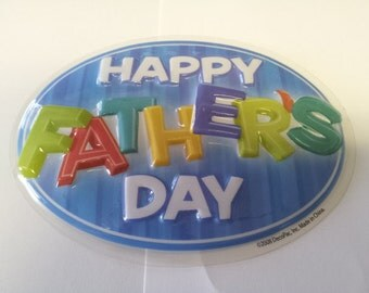 Happy fathers day cake layon