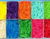 Rock Candy Loose Crystals- Many Colors- Sold by 2.5 pounds
