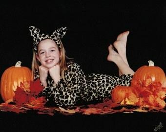 Girl Cat Costume Custom-made