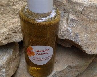 Calming Calendula Chamomile Baby Oil