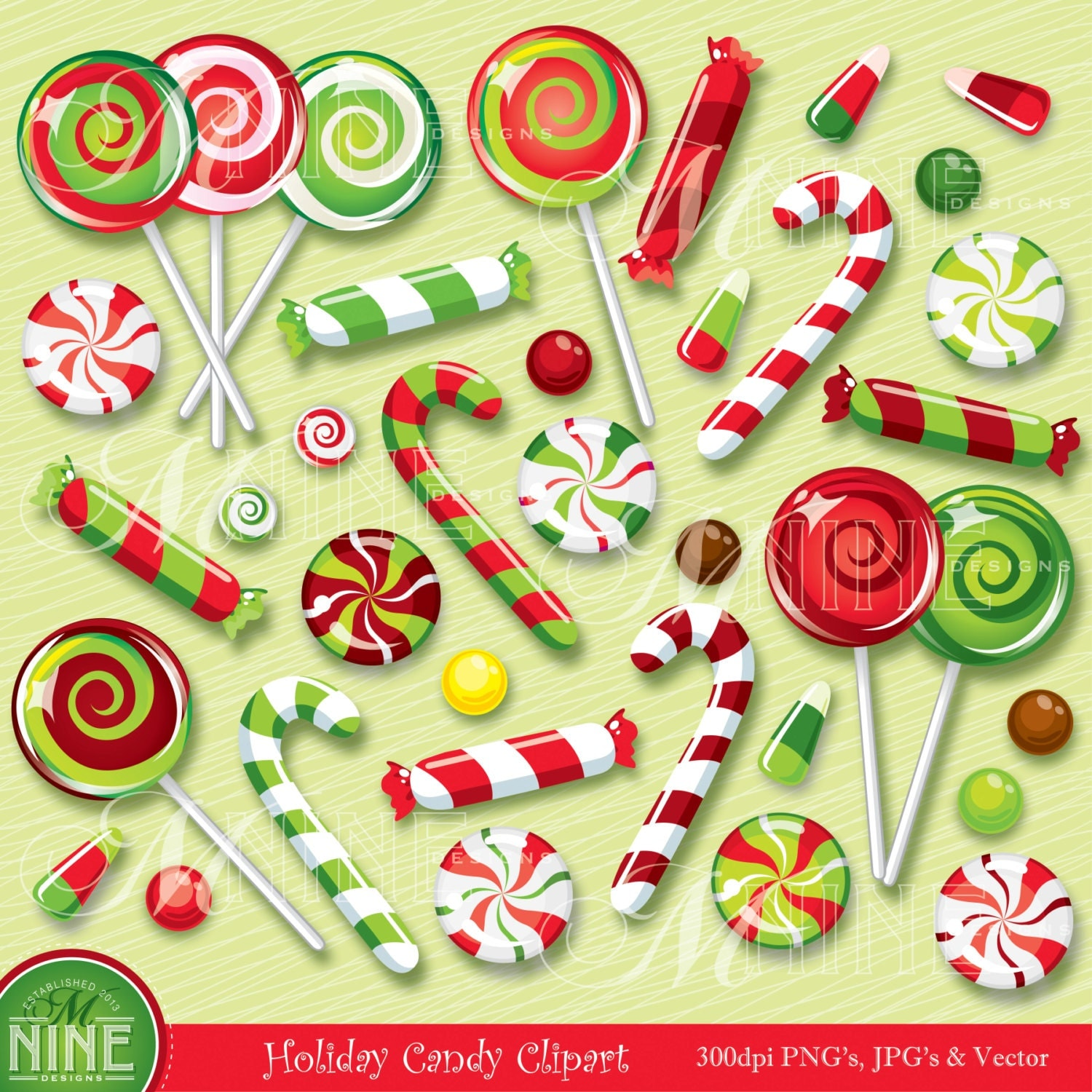 paintings christmas candy -#main