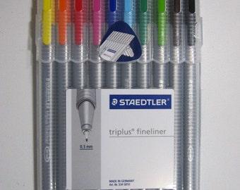 Staedtler Triplus Fineliner 0.3 mm