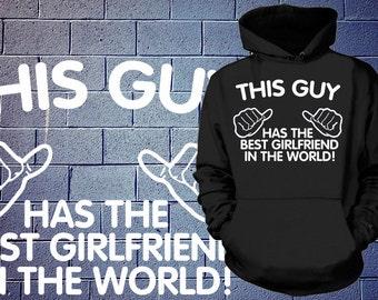 ... The World Hoodie Sweatshirt Sweater Gift For Boyfriend Christmas gift