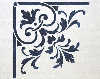 Wall stencils large eagle stencil template for wall graffiti - Stencil cucina da stampare ...