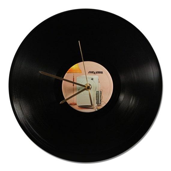 Clock Vinyl The Cure Three Imaginary Boys