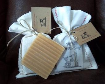 Goat Milk Soap Fragrance Free